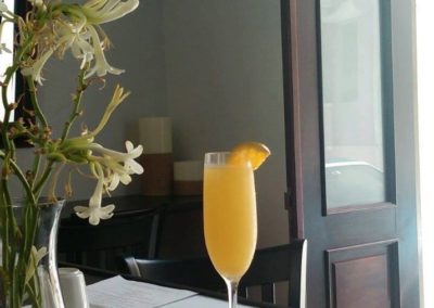 La Terraza de San Juan - mimosa
