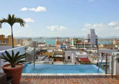 La Terraza de San Juan pool