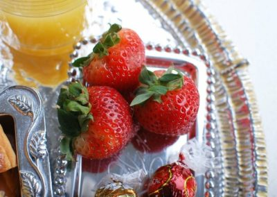La Terraza de San Juan - Strawberries