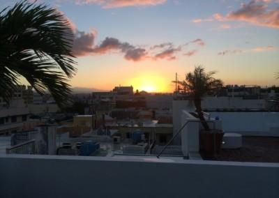 La terraza hotel san juan sunset