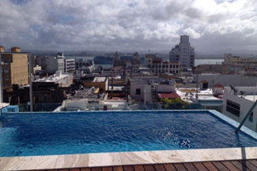 La Terraza Hotel San Juan Infinity Pool La Terraza De San Juan